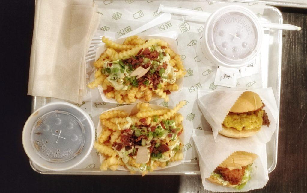 Shake Shack est une adresse sûre pour un fast food gouteux