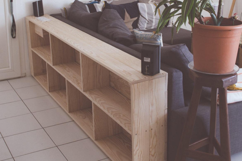 Un dos pour mon canapé – Partie 3