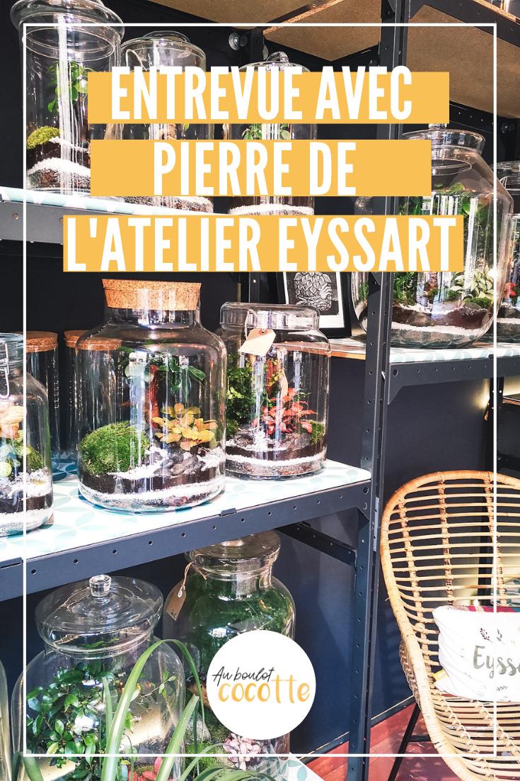 Rencontrez Pierre, le créateur de l'Atelier Eyssart #Toulouse #atelier