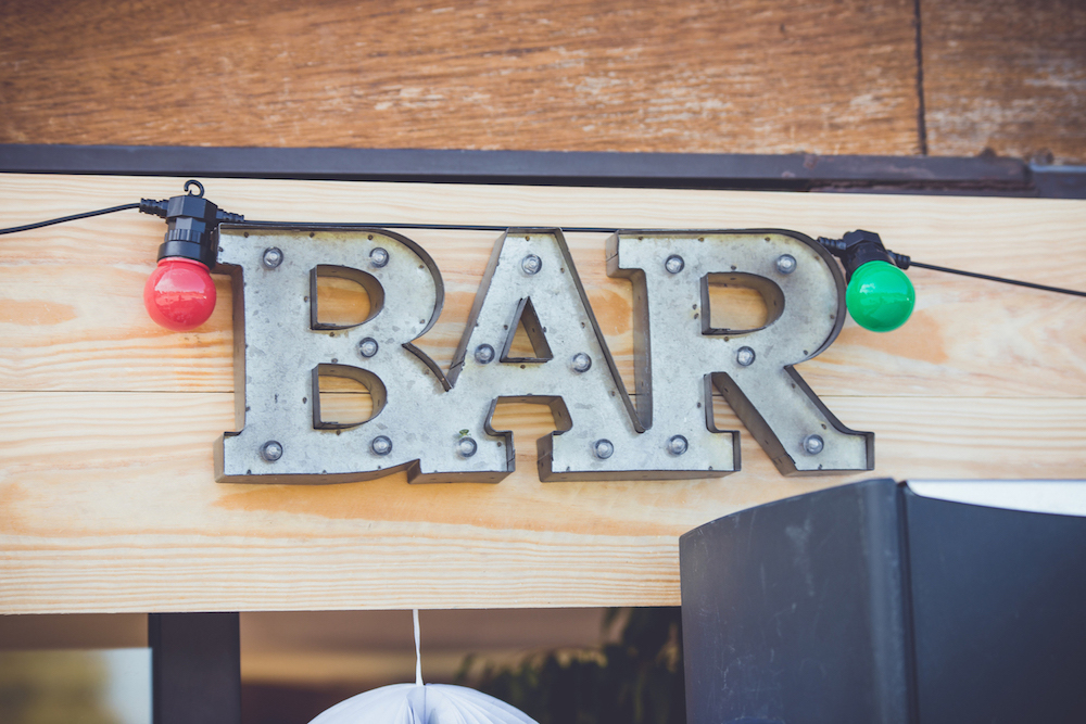 Fabriquer un bar