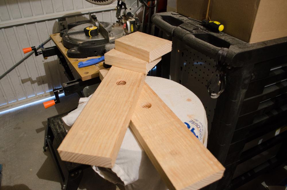 Faire : Créer son sapin en bois