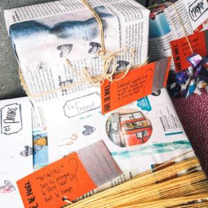 Des cadeaux de Noël zéro déchet et personnalisés grâce au DIY