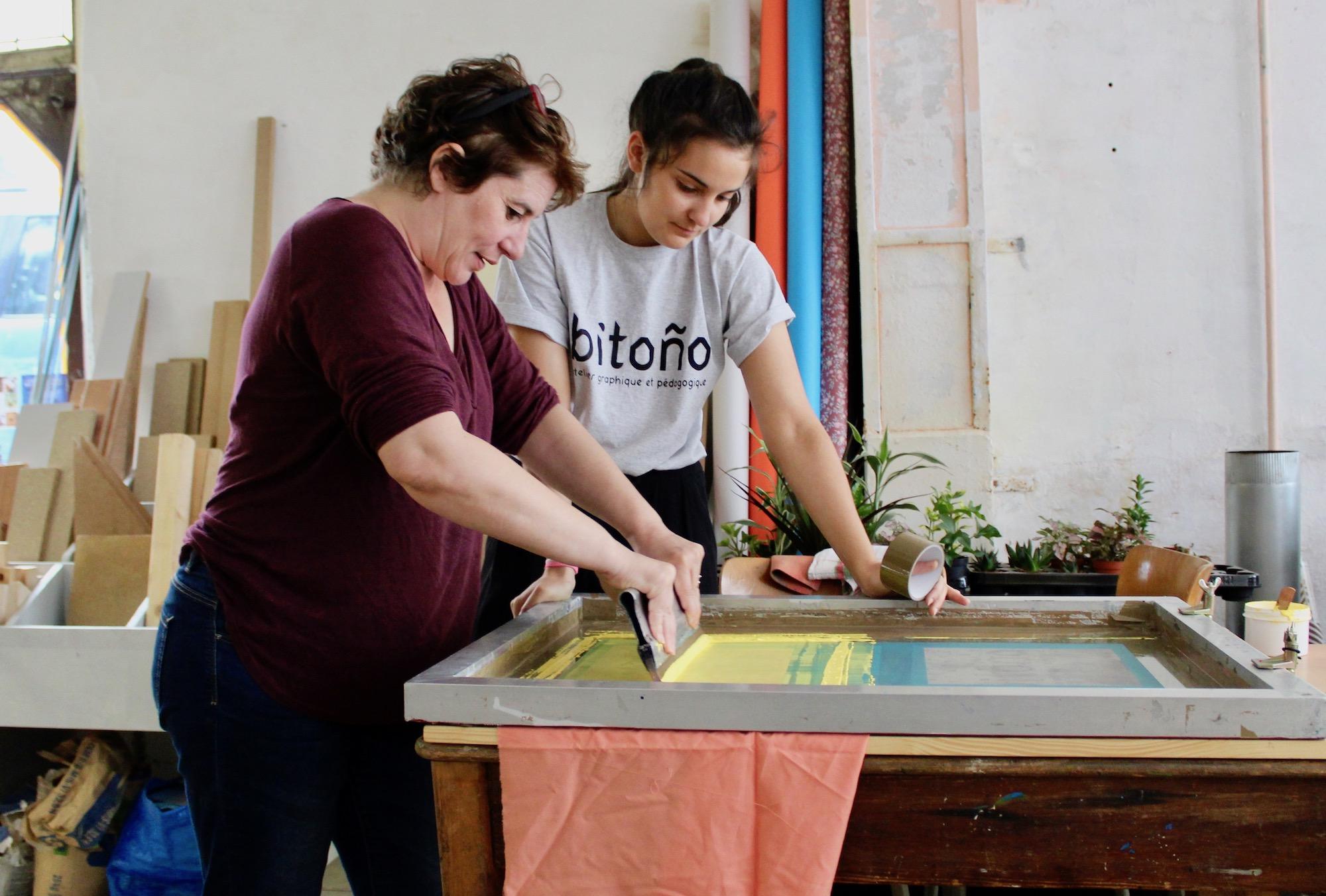Entrevue : Maïlys & Laura de l'atelier Bitoño