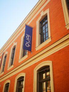 Le Quai des Savoirs à Toulouse est un espace culturel et scientifique ouvert à tous.