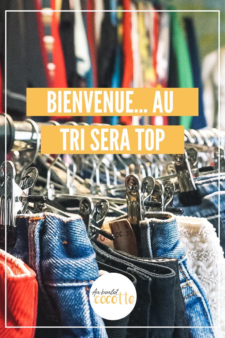 Bienvenue...au Tri Sera Top : ressourcerie implantée dans le quartier du Mirail, l'équipe vous y accueil pour de la revente de seconde main et des ateliers d'upcycling. #toulousecreative