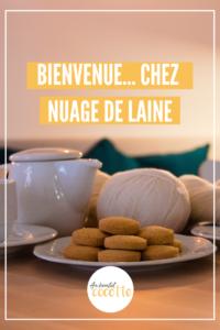 Bienvenue chez Nuage de Laine, le premier café-tricot de Toulouse. #toulousecreative