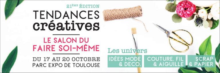 Au boulot cocotte participe à l'édition 2019 du salon Tendances Créatives à Toulouse