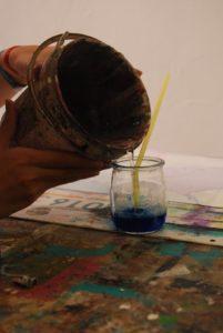 Aux Bonobeaux Arts, les activités DIY pour les enfants sont très présents.