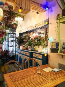 La boutique Capsule, vous pouvez acheter plantes et matériels de jardinage