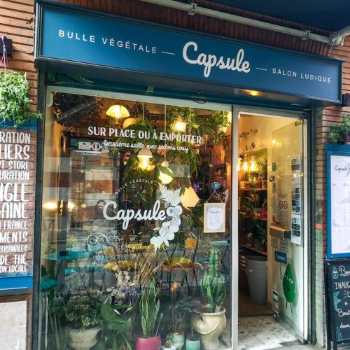 Bienvenue chez… Capsule