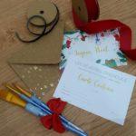Les cartes cadeaux des Rêveries d'Hercule, salon de thé céramique et ateliers DIY à Toulouse