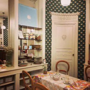 Le salon de thé artistique Art Tea a trouvé ses quartiers dans une ancienne pharmacie #toulousecreative