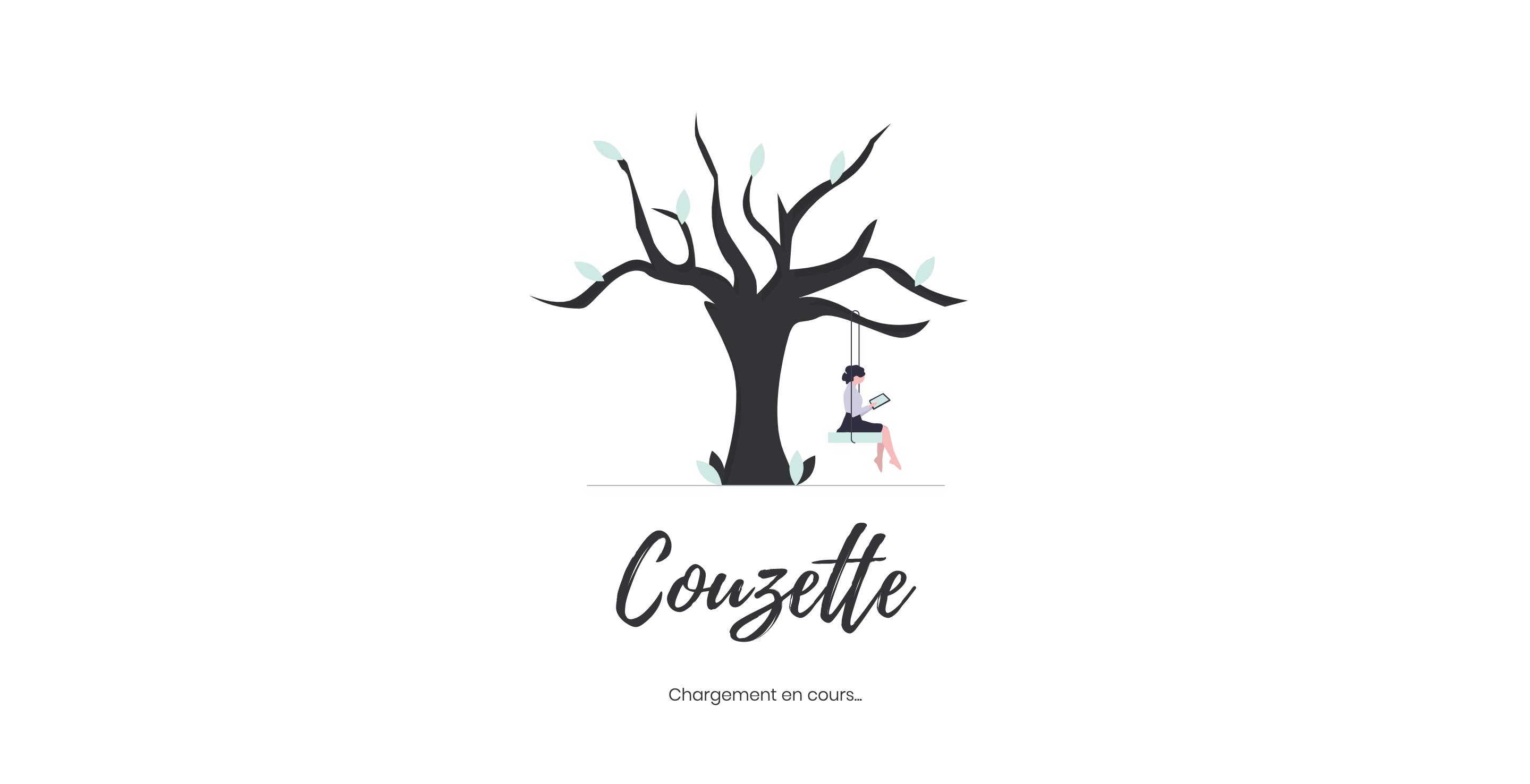 Le logo de Couzette app