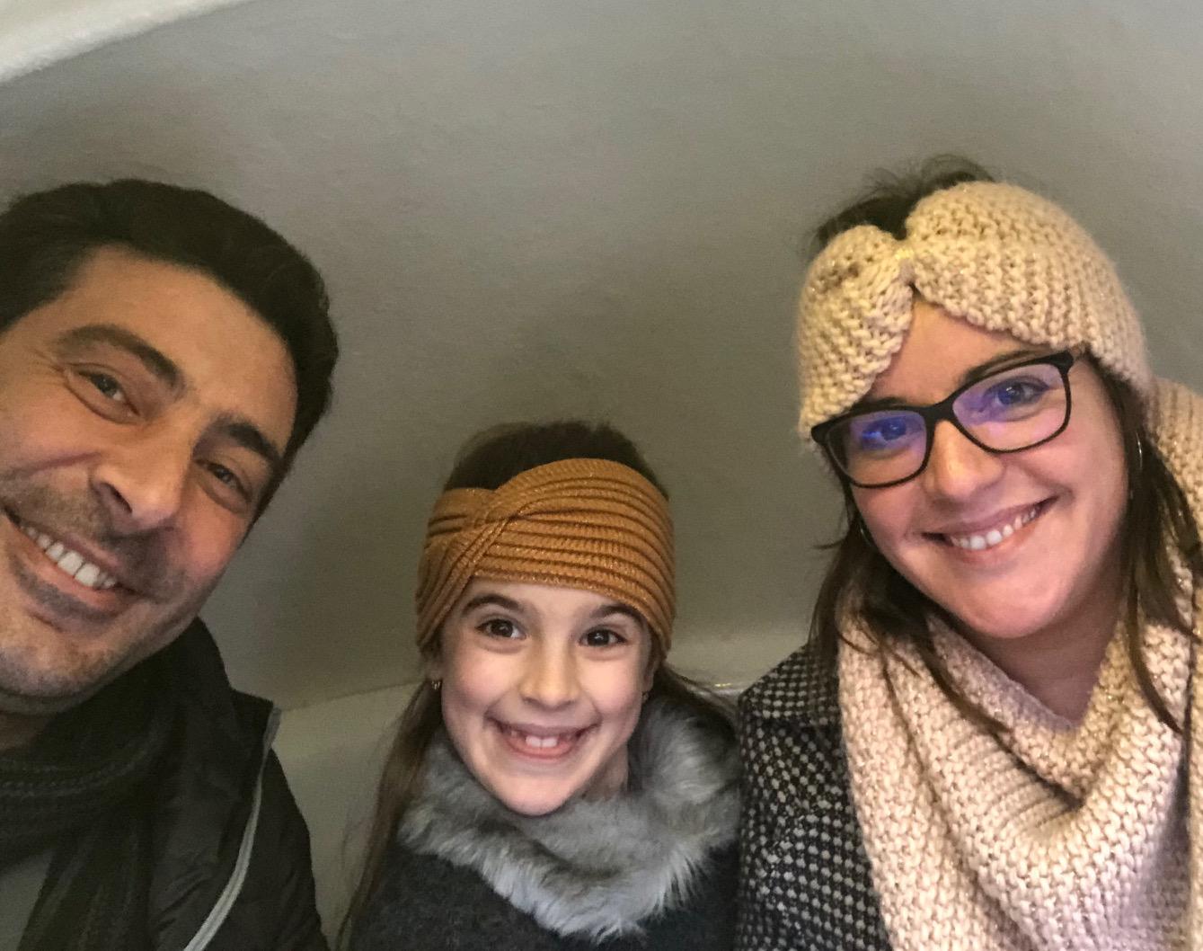 Les curiosités d'Emma : une famille créative