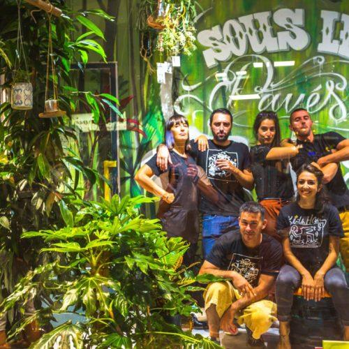 Entrevue avec le collectif «Sous les pavés la plante»