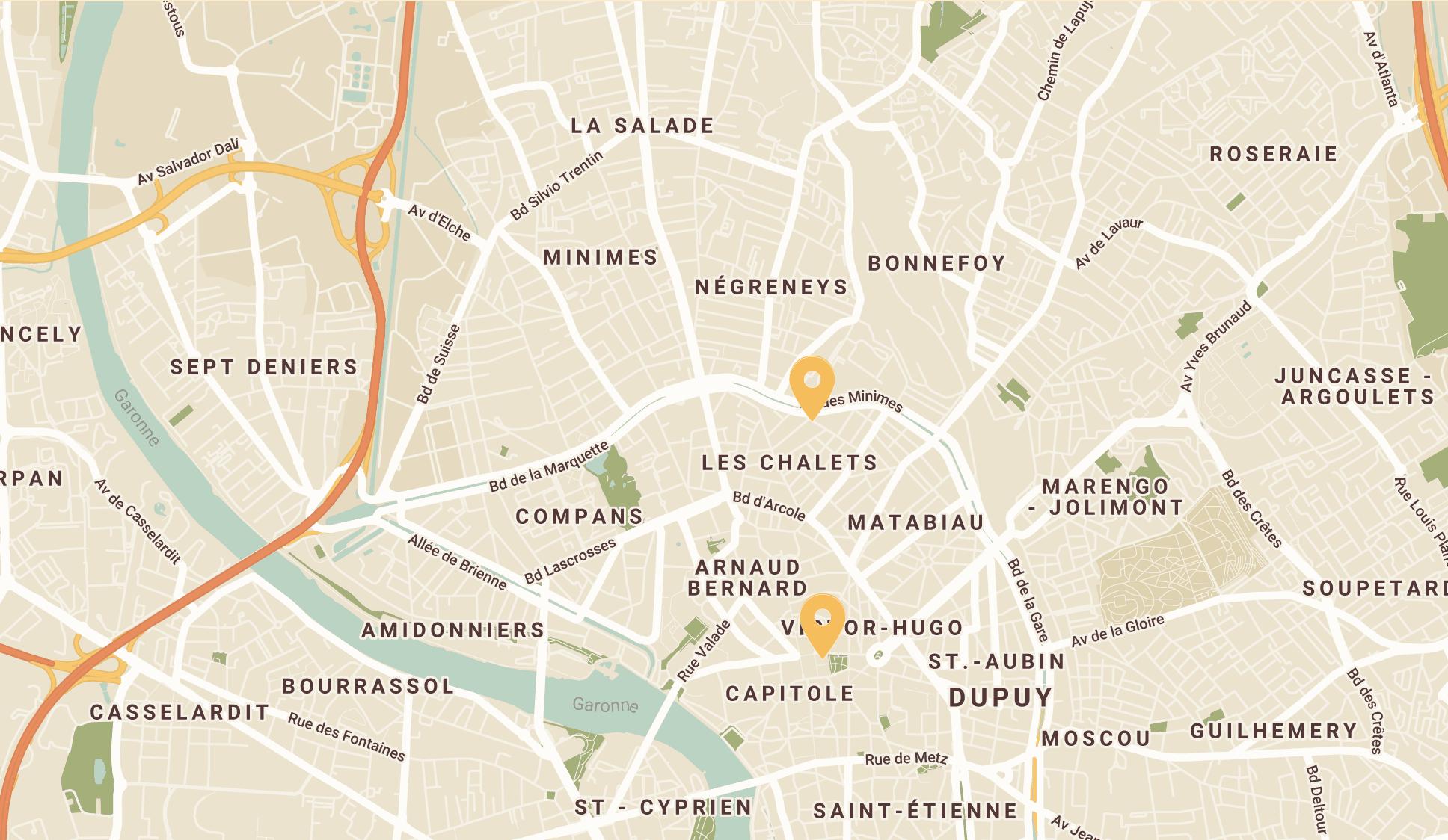 La cartographie du Faire est un outil de référence pour trouver les ateliers DIY, professionnels du Faire, boutiques de matériels DIY