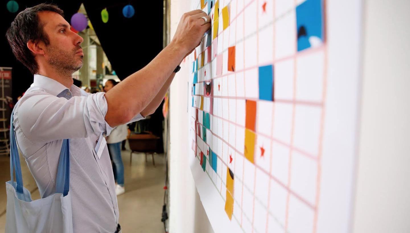 Des ateliers DIY pour vos événements d'entreprise