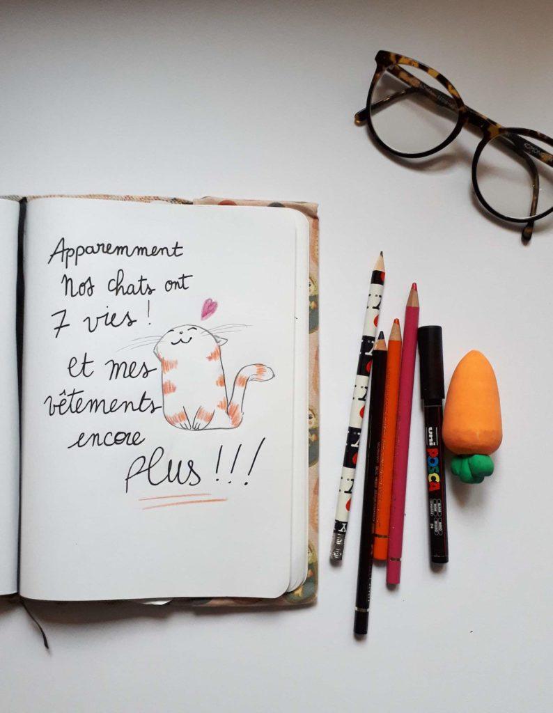 Une citation favorite de Cindy Mouzay, créatrice de la marque Cotoune