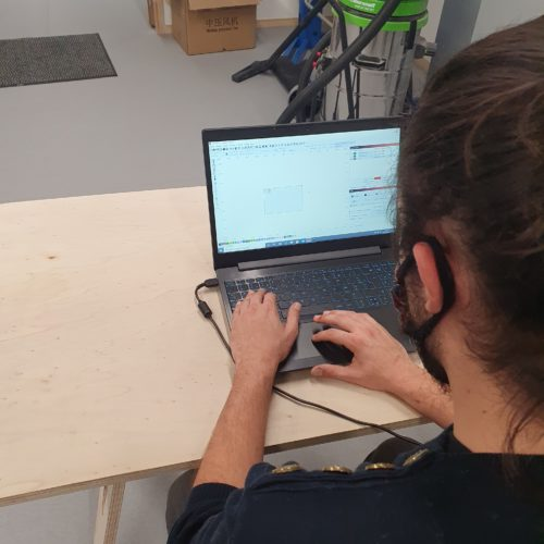 Préparer son fichier numérique pour la découpe laser.