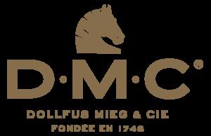 DMC, marque référence de matériel de broderie, crochet et tricot