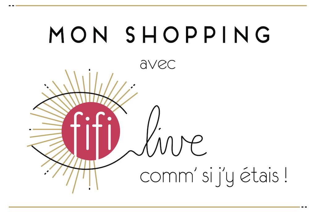 Fifijolipois propose un service de personnal shopper en visio conférence, parfait pour faire ses courses, sans se déplacer