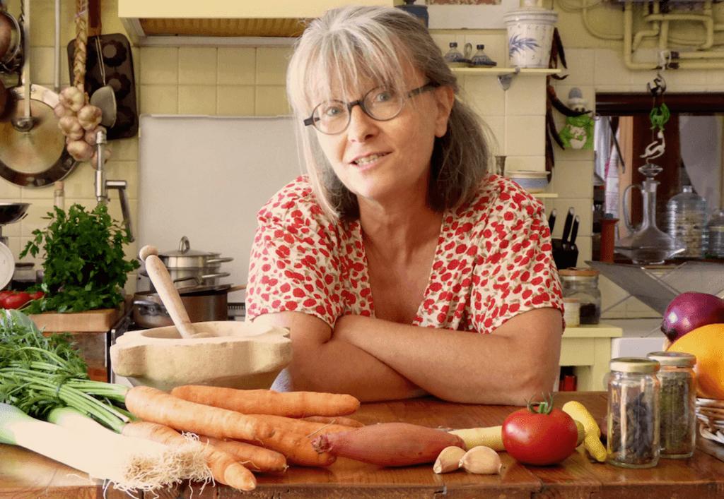 Sylvie et ses cours de cuisine historique à Toulouse