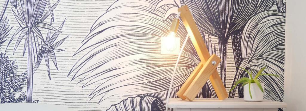 Image à la une Tutoriel Lampe en bois