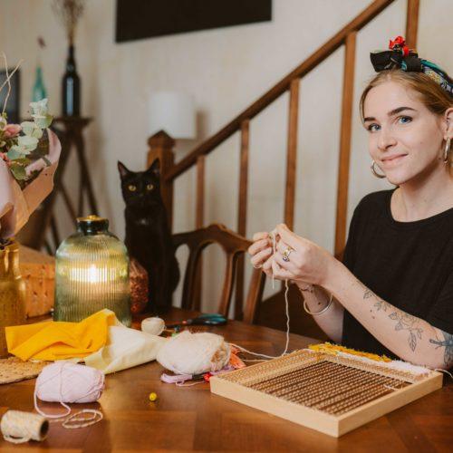 FAIRE: Fabriquer son métier à tisser