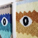 Les créations de Guillaume, alias Atelier Paolo qui réalise des tapis en touffetage à Toulouse.
