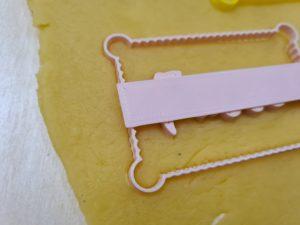 Emporte-pièce imprimé en 3D.