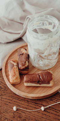 marbré yaourt périmé stalkeuses